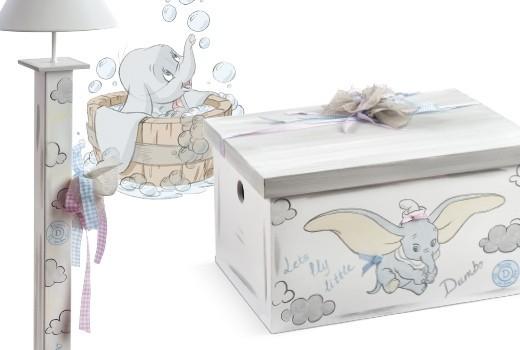 Dumbo σετ βάπτισης