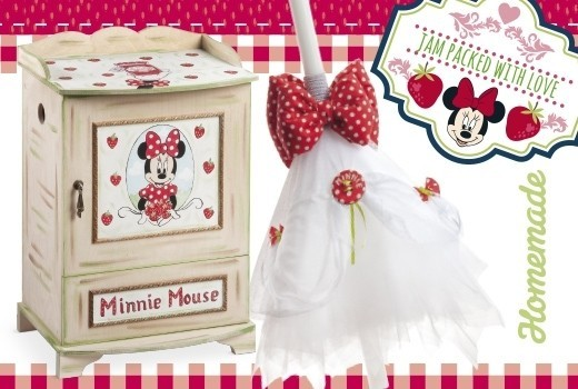 Minnie Φράουλα σετ βάπτισης